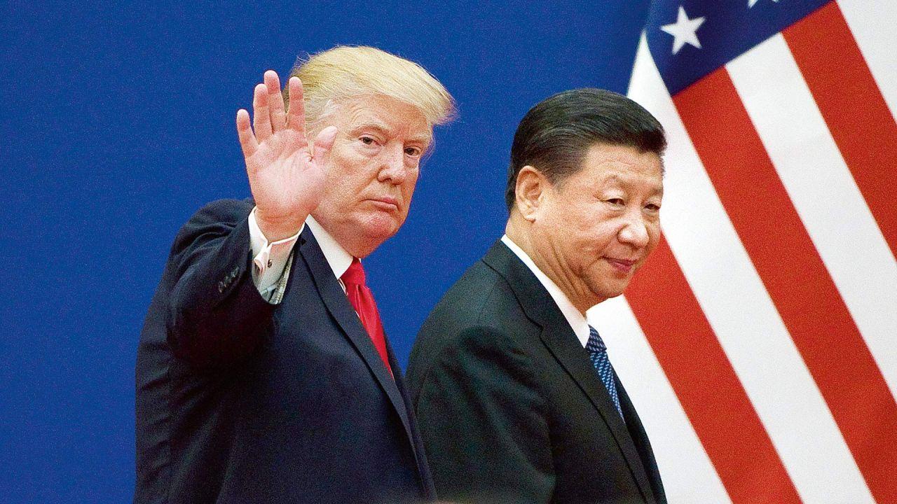 Estados Unidos y China | Foto:cedoc