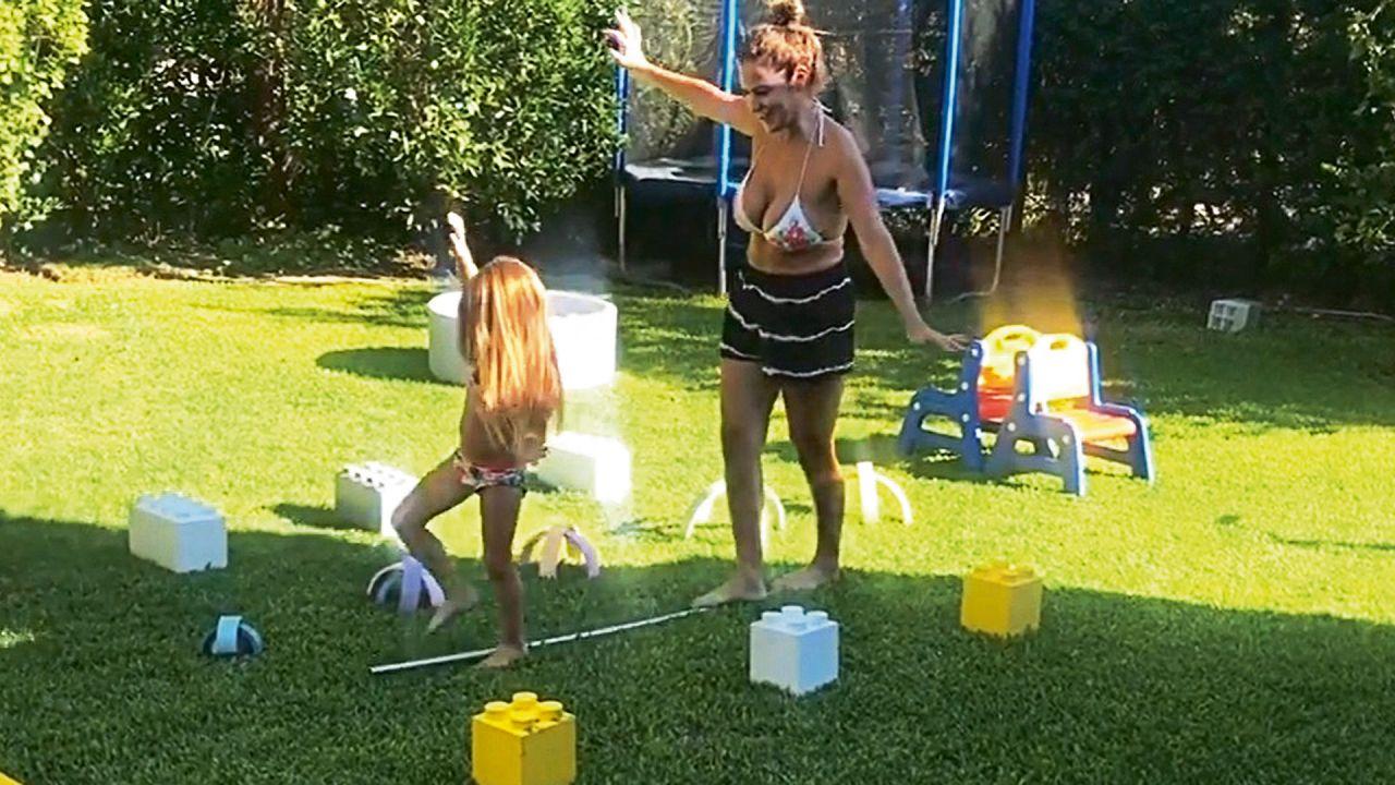 Famosas babysitters a la fuerza | Foto:cedoc