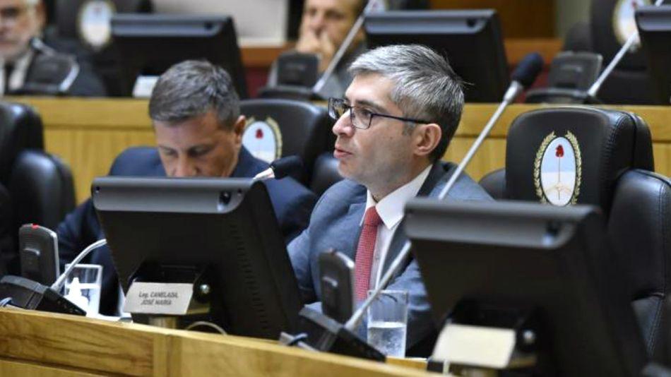 El legislador tucumano José María Canelada confirmó que tiene coronavirus.