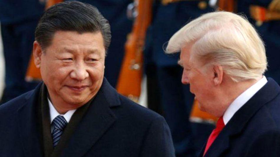 Xi Jinping y Trump, en un encuentro del G20.