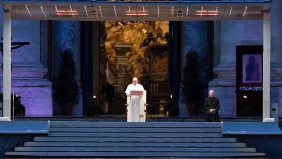 VIVO | El mensaje del Papa Francisco en el medio de la pandemia