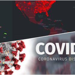 Tres app permiten rastrear el coronavirus en tiempo real.