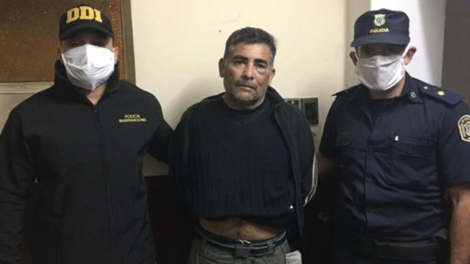 2020 03 28 Ricardo Rodriguez Detenido Claudia Repetto Crimen
