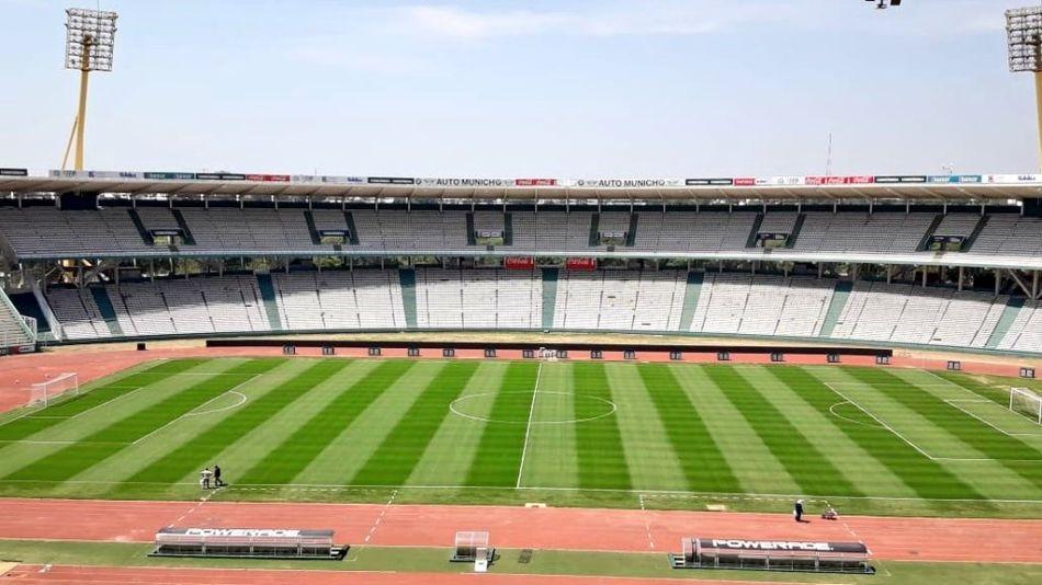 Estadio Kempes - Cuarentena