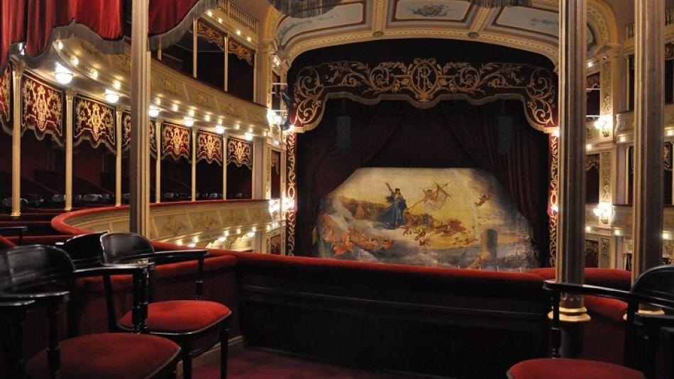 Teatro San Martín Córdoba