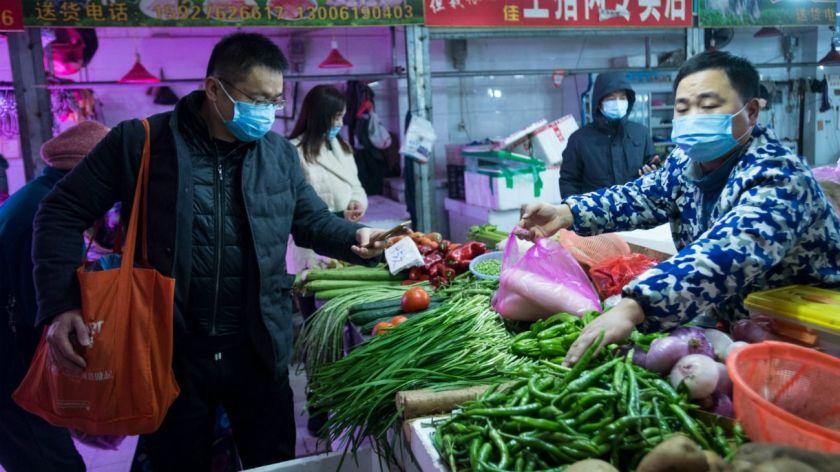 Coronavirus: habrían identificado en China a la