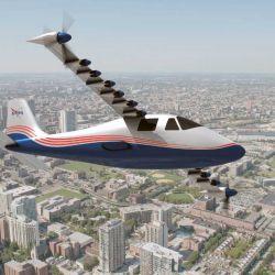 Las aeronaves eléctricas presentan una amplia gama de beneficios potenciales para la aviación.