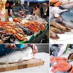 """Aprender a """"leer"""" el estado del pescado es fundamental para no comprar ejemplares en mal estado."""