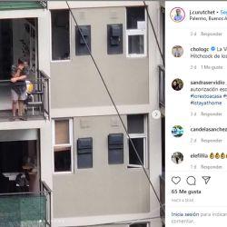 Los posteos de Curuchet en Instagram | Foto:cedoc