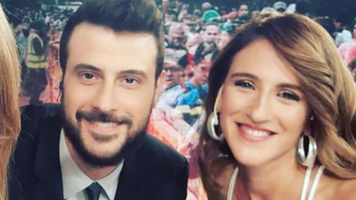 El sorpresivo romance entre Carolina Amoroso y Diego Leuco