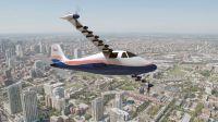 La NASA presenta su primer avión experimental eléctrico