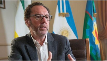 Walter Torchio, intendente de la localidad bonaerense de Carlos Casares.