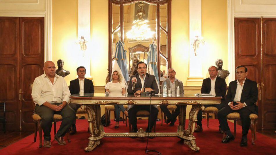 gobernador gustavo valdes corrientes