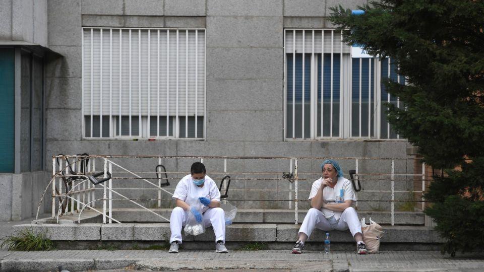 Madrid es la región más afectada de España por la pandemia.