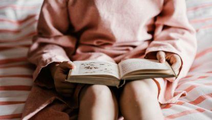 Lectura, una de las mejores opciones para disfrutar la cuarentena.