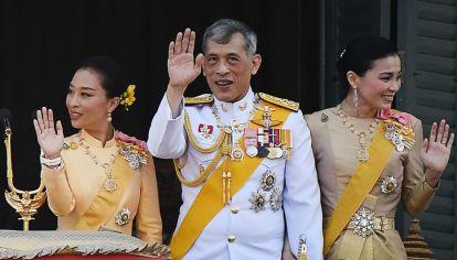 Maha Vajiralongkorn ascendió al trono tailandés en 2016.