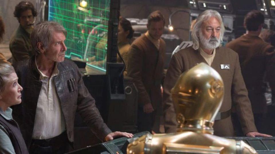 "Coronavirus: Murió famosos actor de ""Star Wars"""