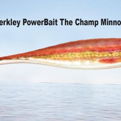 Berkley PowerBait The Champ Minnow
