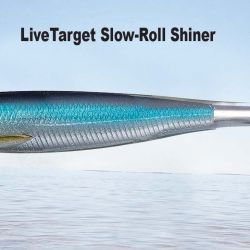 LiveTarget Slow-Roll Shiner