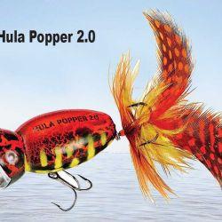 Arbogast Hula Popper 2.0