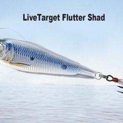 LiveTarget Flutter Shad