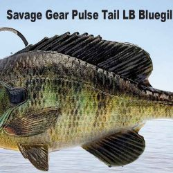 Savage Gear Pulse Tail LB Bluegill