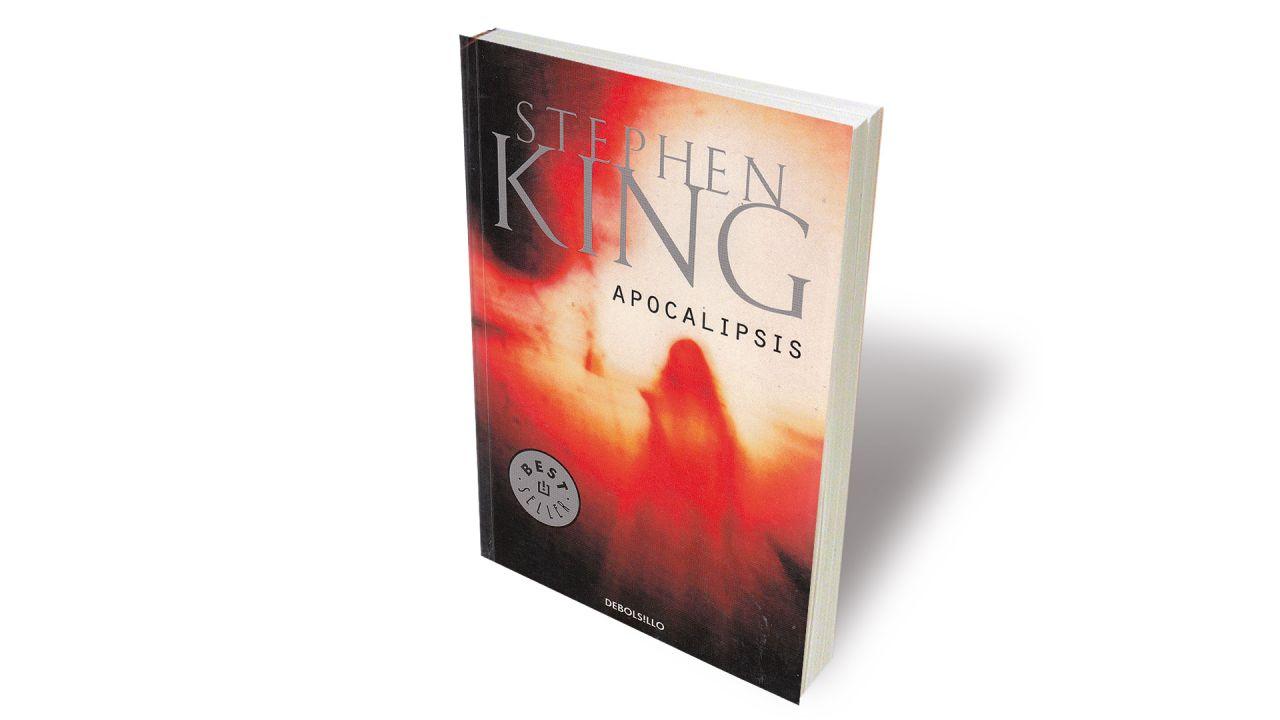 """Apocalipsis"", de Stephen King   Foto:cedoc"