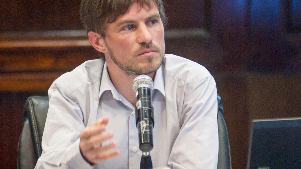 Augusto Costa ministro de produccion bonaerense