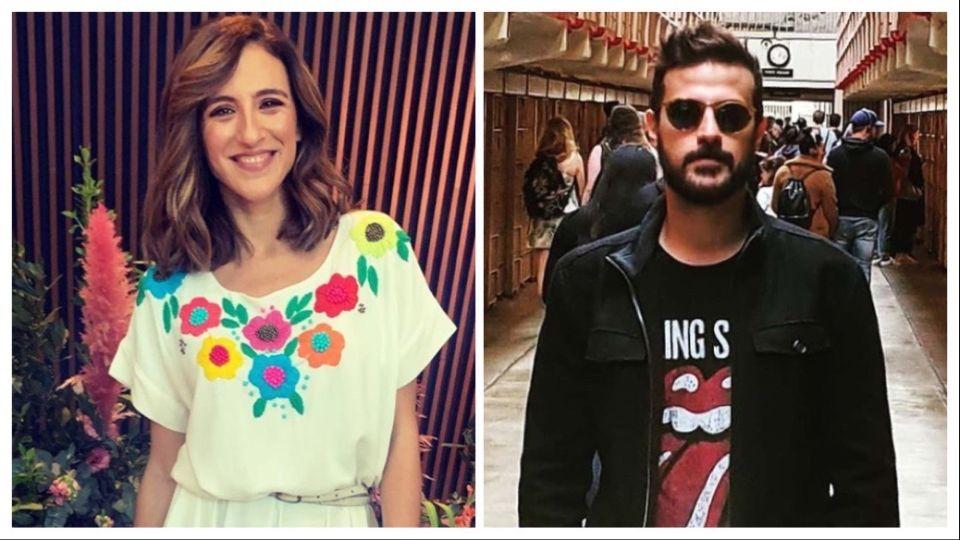 Carolina Amoroso habló sobre los rumores de romance con Diego Leuco