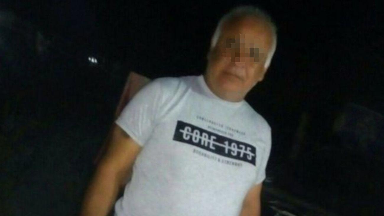 Héctor Carrizo, el penitenciario retirado que está acusado por el femicidio de su pareja