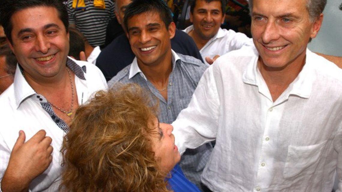 El día que Mauricio Macri evitó que Hugo Ibarra juegue en River