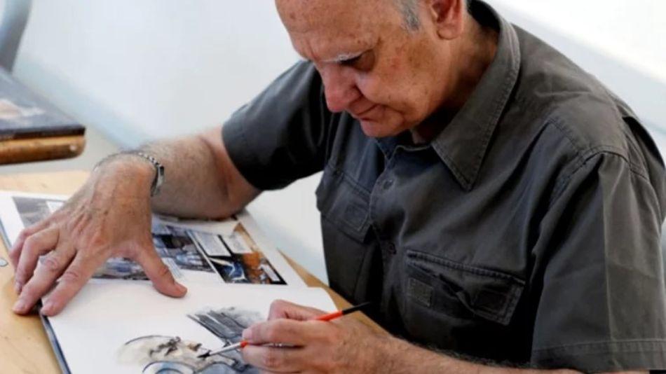 coronavirus dibujante historietista mendoza Juan Gimenez g_20200402