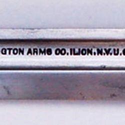 Remington Arms Co., Ilion. NUEVA YORK. ESTADOS UNIDOS. (letras de imprenta)