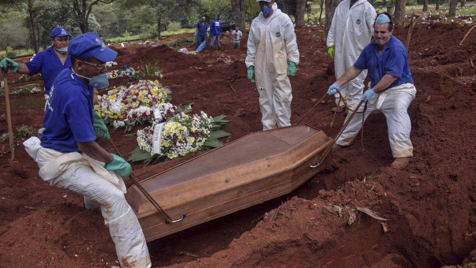 Cementerio de Villa Formosa San Pablo 20200403