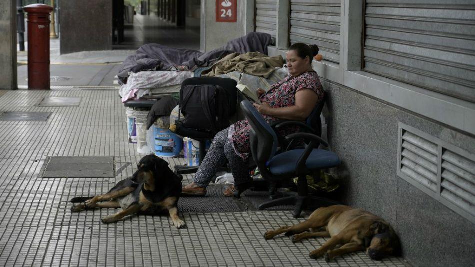 gente en situacion de calle