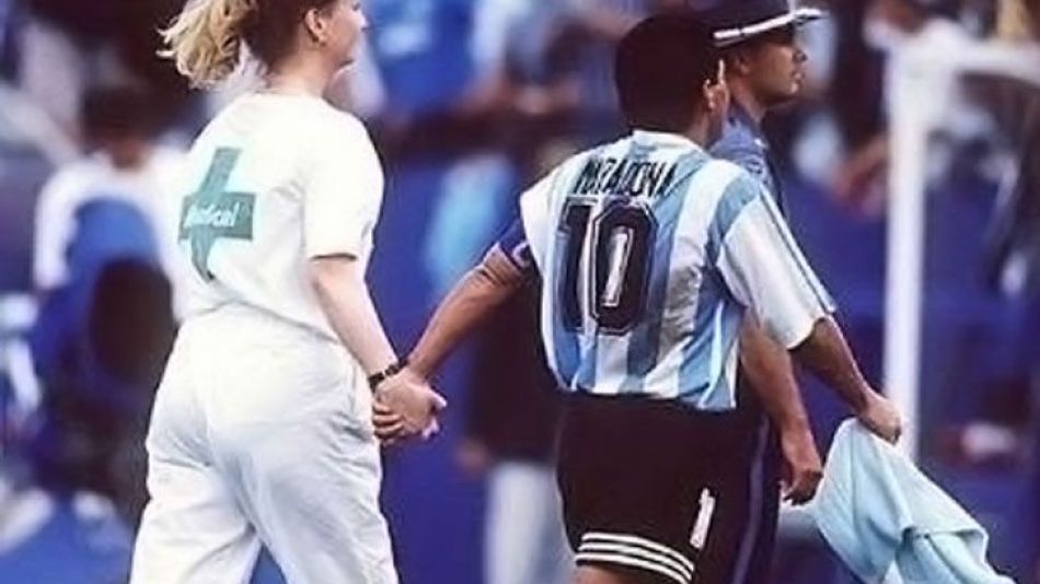 Maradona 1994