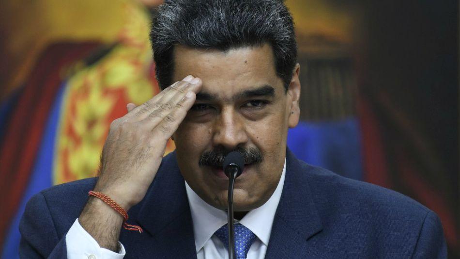 presidente venezolano, Nicolás Maduro