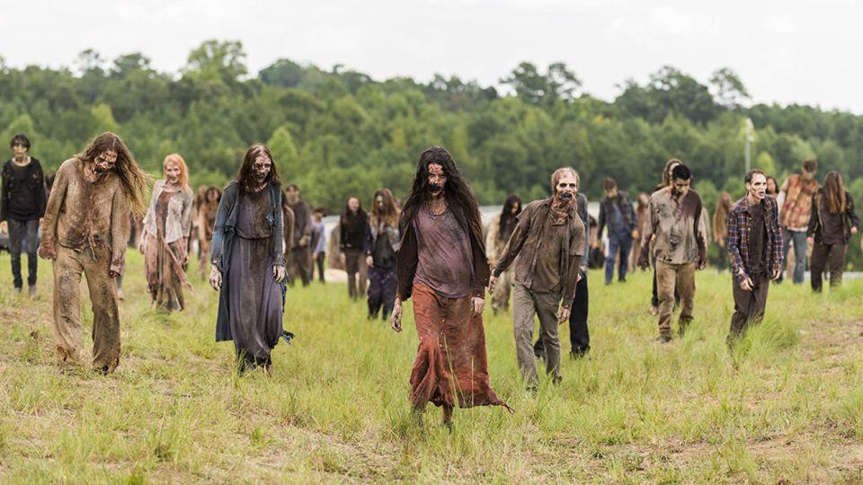 The Walking Dea, saga de zombies sobre esa epidemia que asotó al mundo.