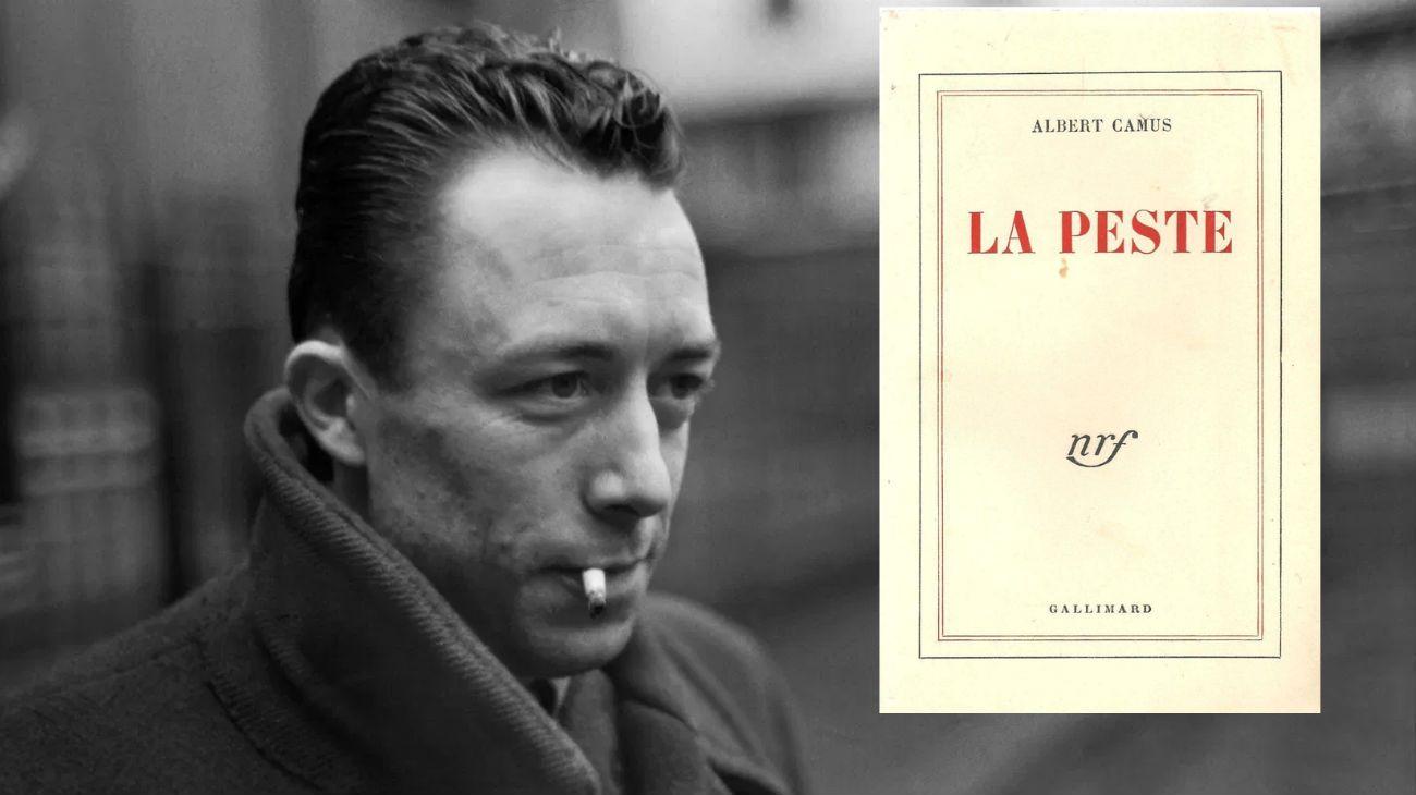 """""""Al comienzo de las plagas, y una vez que éstas ha terminado, se hace siempre un poco de retórica"""", escribió Albert Camus."""