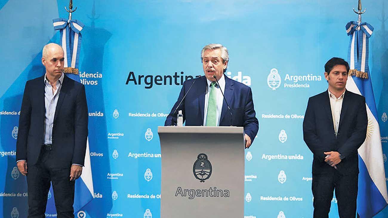 Sensatez. Alberto Fernández convocó a la oposición y tomó medidas oportunas.