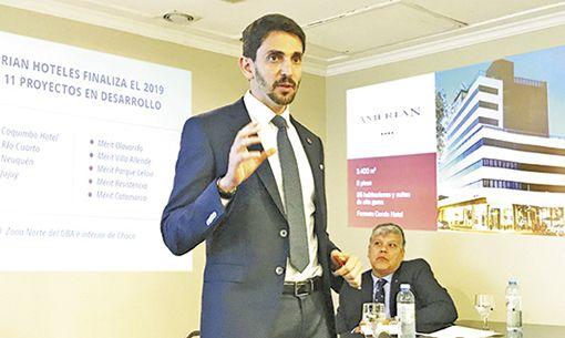 El titular de la AHT, Roberto Amengual, alertó sobre la pérdida de puestos de trabajo en hotelería.