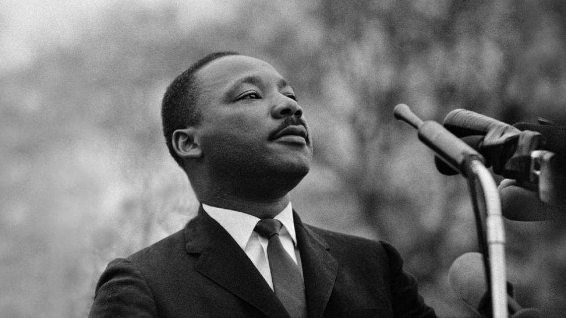 Hace 52 años asesinaron a Martin Luther King