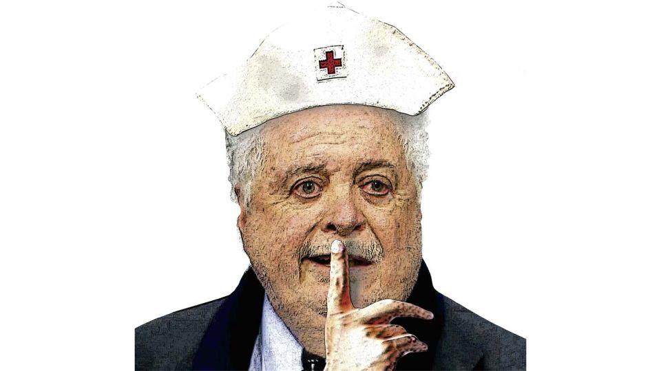 Silencio hospital (Público) Ginés González García