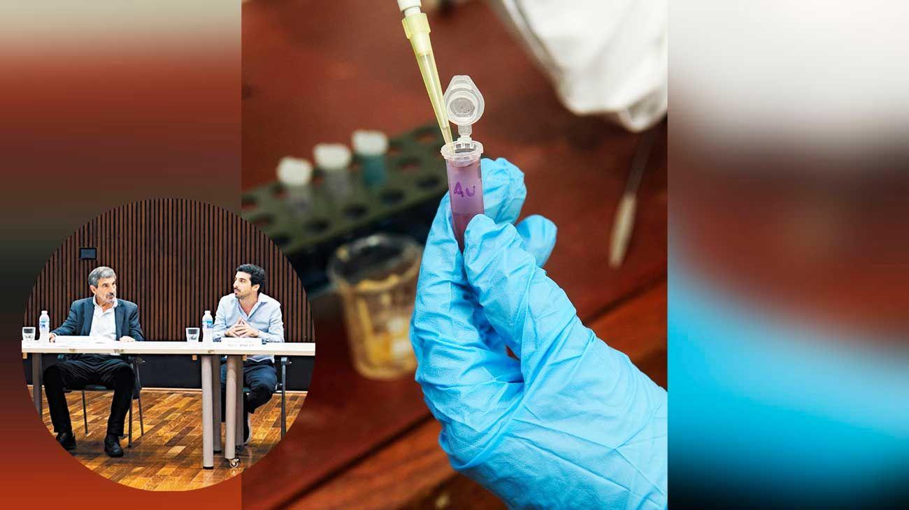 Científicos argentinos trabajan para combatir el coronavirus