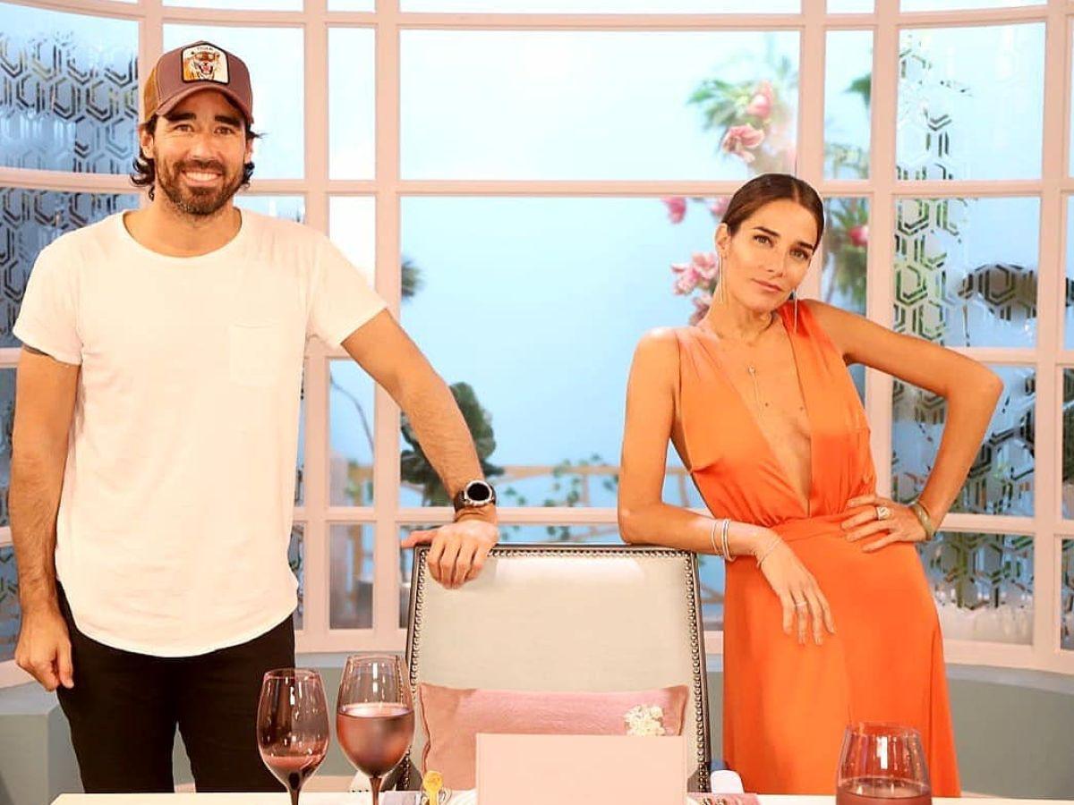 La verdad sobre la pelea de Juana Viale con Nacho por la aparición de Ámbar en TV
