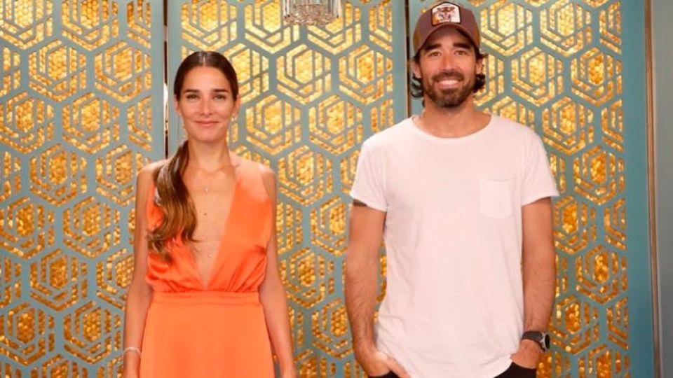 Juana y Nacho Viale