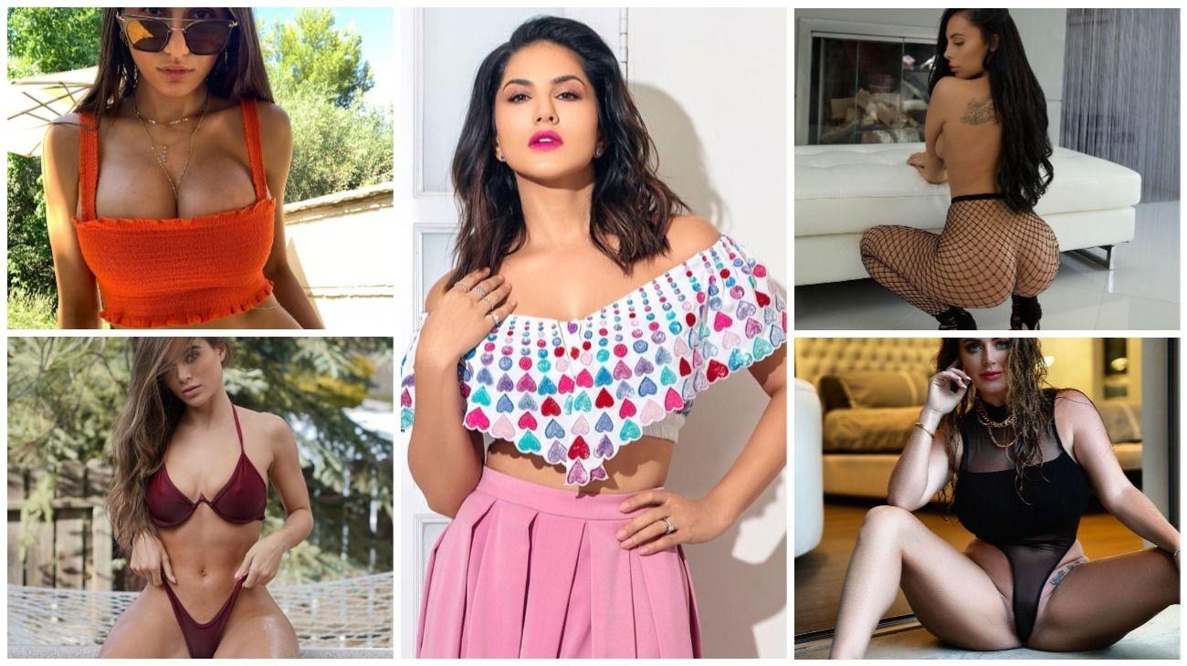 Actrices Porno Mas Codiciadas hombre | las 5 actrices porno más famosas