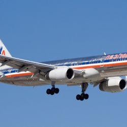 La empresa American Airlines está dejando de volar las 34 unidades de B757-200.