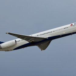 La aerolínea Delta es una de las que todavía vuela los MD-88 y MD-90, conocidos en el ambiente como Mad Dog.