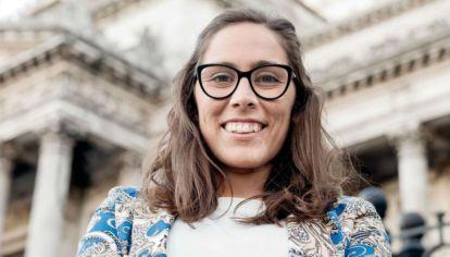 La diputada más joven de la Cámara Baja indaga sobre el cambio climático